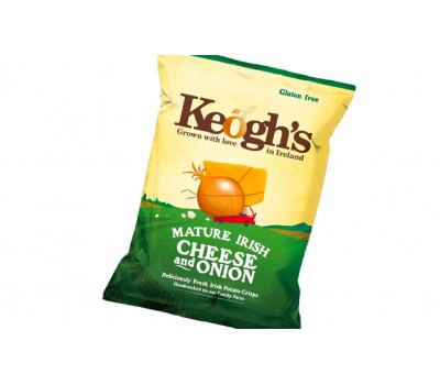 Keoghs cheese and onion