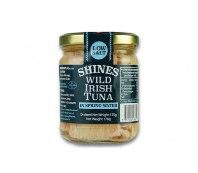 Tuna By Shines, in Water